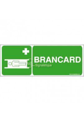 Panneau Brancard - Horizontale