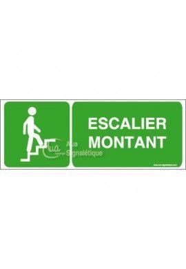 Panneau Escalier Montant - B