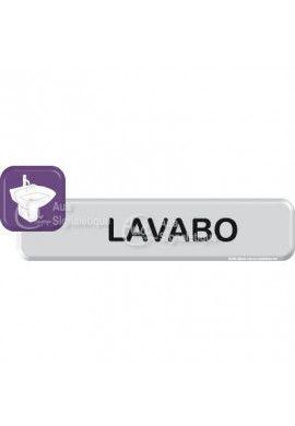 Autocollant VINYLO - Lavabo