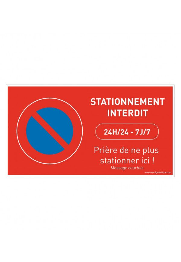 Lot 4 planches de 10 autocollants - vitre voiture -100 x 60 mm -autocollant normal dissuasion courtoise