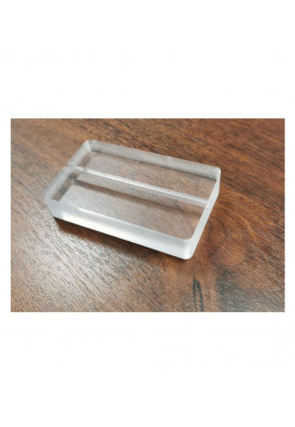 Socle Plexiglass Transparent