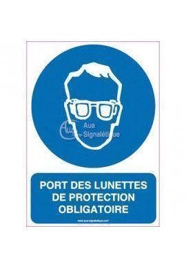 Panneau Protection obligatoire de la vue - Verti