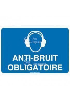 Panneau anti-bruit obligatoire