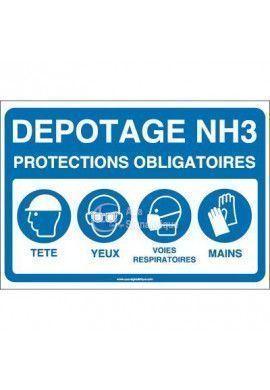 Panneau Protections Obligatoires-AP