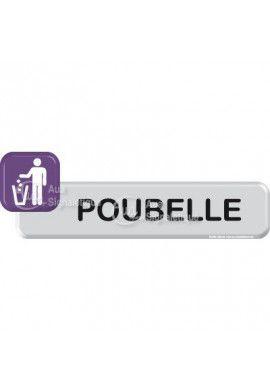Autocollant VINYLO -Poubelle