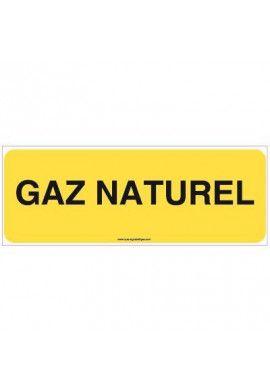 Panneau Gaz naturel-B
