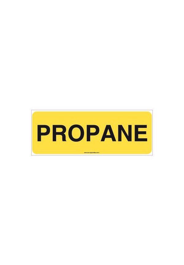 Panneau Propane-B