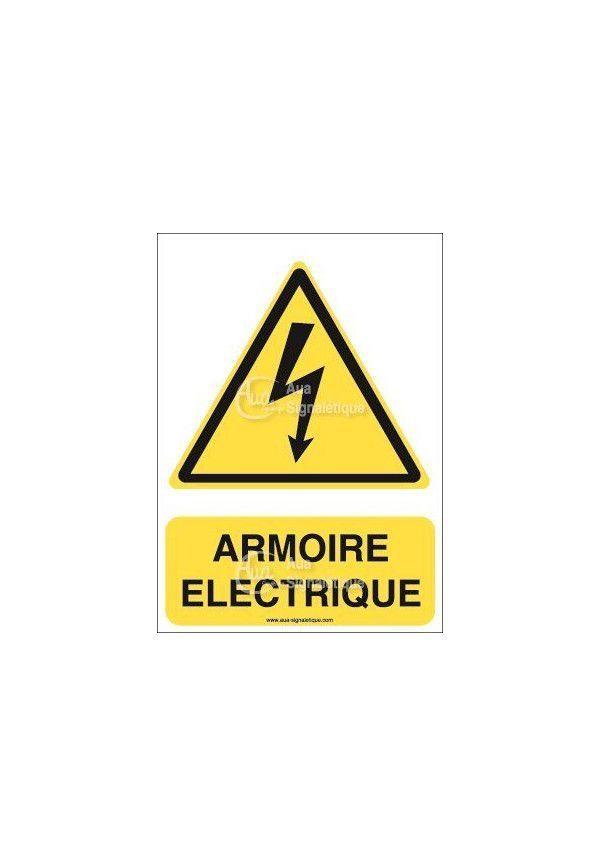 Panneau Armoire Electrique vertical