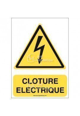 Panneau Clôture Electrique