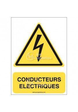 Panneau Conducteurs Electriques