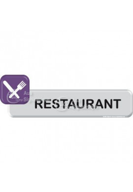 Autocollant VINYLO -  Restaurant