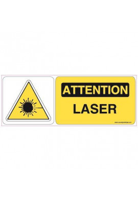 Panneau Laser - B