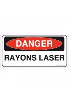 Panneau Rayons laser