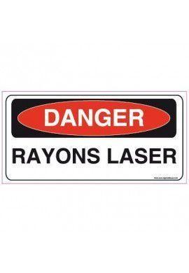 Panneau Rayons laser