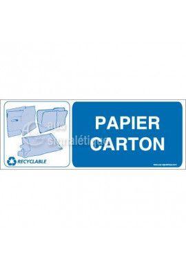 Panneau Papier Carton 01 - H