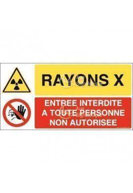 Panneau duo Rayon X