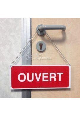 Kit Panneau Ouvert / Fermé