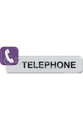 Autocollant VINYLO -Téléphone