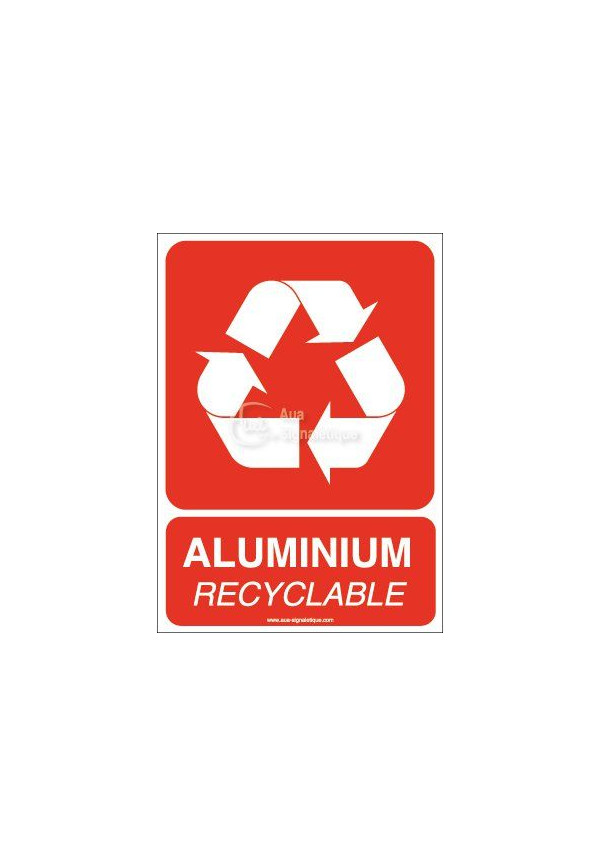 Panneau Aluminium Recyclable