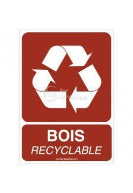 Panneau Bois Recyclable