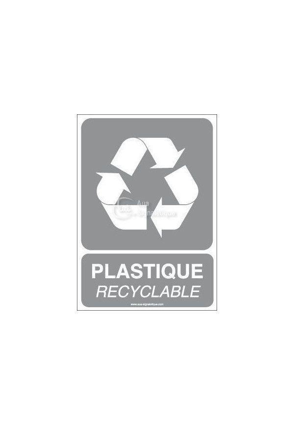 Panneau Plastique Recyclable