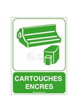 Panneau Cartouches