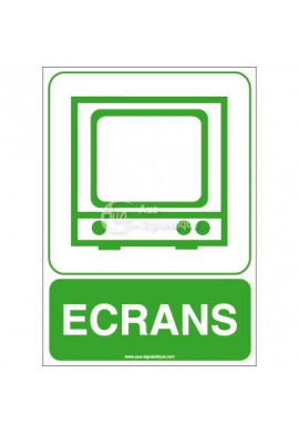 Panneau Ecrans