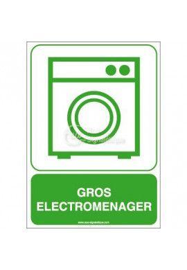 Panneau Gros Electroménager