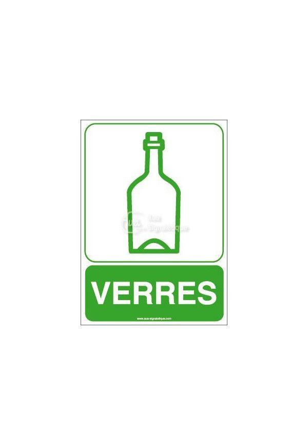 Panneau Verres