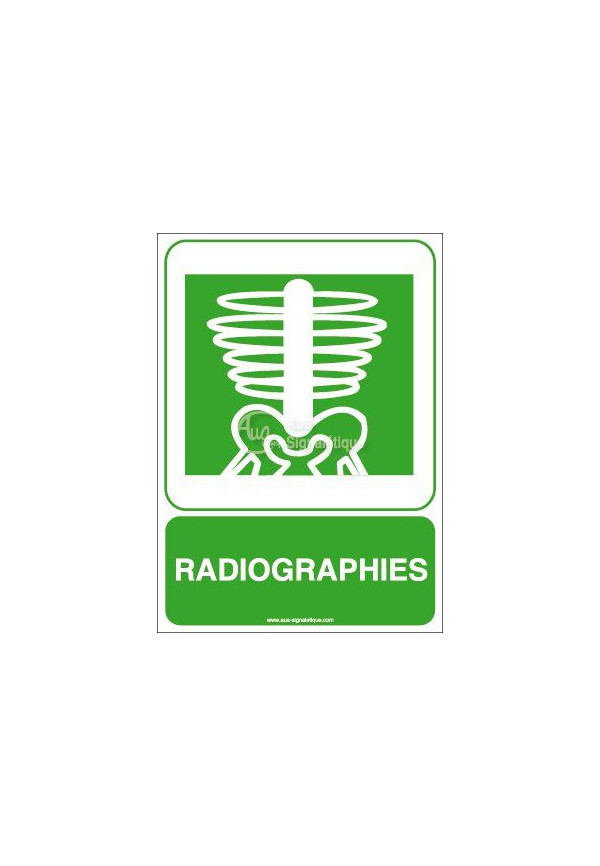 Panneau Radiographies