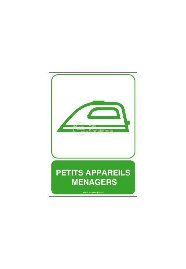 Panneau Petits Appareils Ménagers