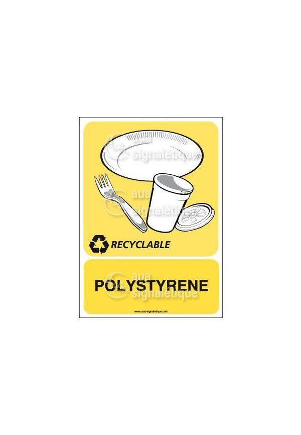 Panneau Polystyrène - V