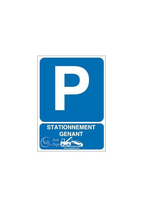 Panneau Parking Stationnement Gênant