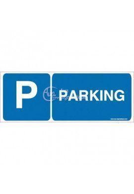 Panneau Parking-B