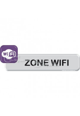 Autocollant VINYLO - Zone Wifi
