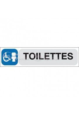 WC Handicapés + Cuvette