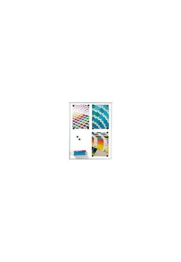 tableau d 39 affichage fond magn tique 9xformat a4 717x977mm. Black Bedroom Furniture Sets. Home Design Ideas