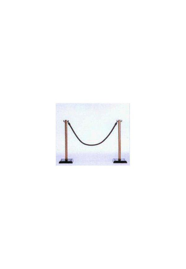 Poteaux PVC Accueil-Série Eco