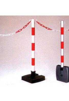 """Poteau PVC """"Bi-Pose"""" - 4kg"""