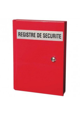 Kit Armoire + Registre de Sécurité