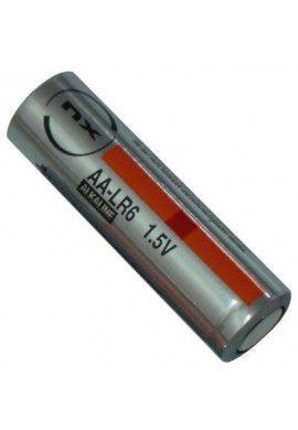 Lot de 10 piles Alcaline 1.5V LR6