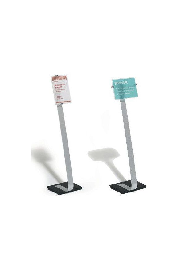 Crystal Sign Stand A4- 297x210mm