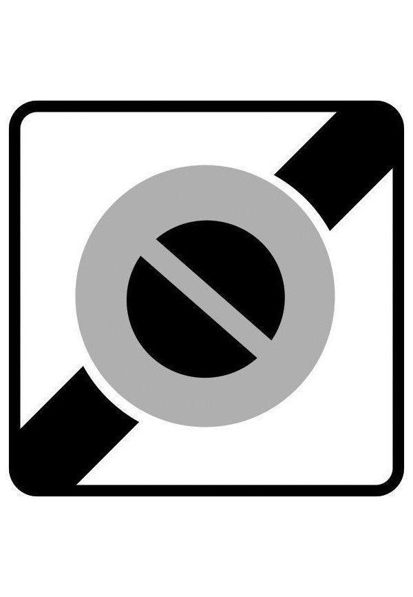 Panneau Stationnement - B50a
