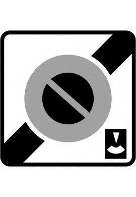 Panneau Stationnement - B50c