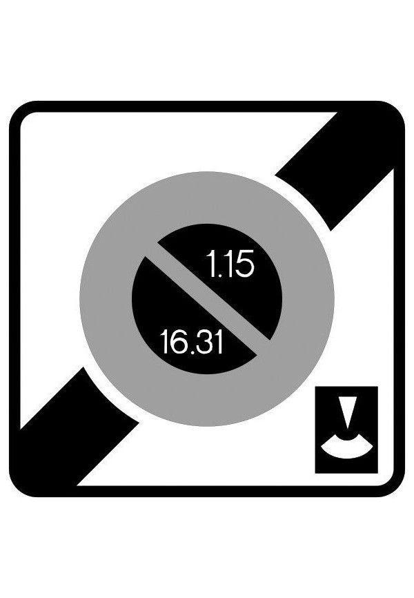 Panneau Stationnement - B50e