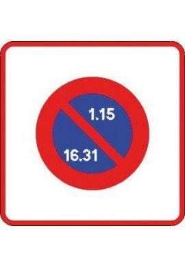 Panneau Stationnement - B6b2
