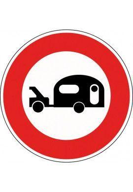 Panneau Accès interdit aux véhicules... - B9i