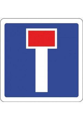 Panneau Chemin sans issue - C13a