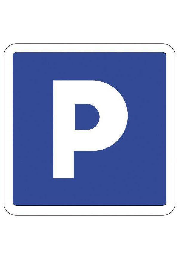 Panneau Parking - C1a
