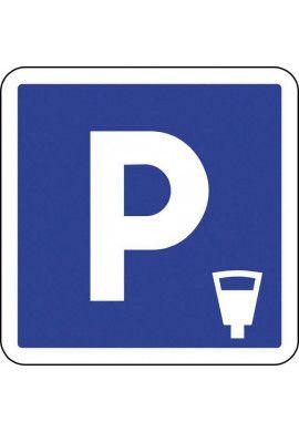 Panneau Parking payant - C1c